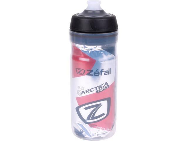 Zefal Arctica Pro Drikkeflaske 550ml rød
